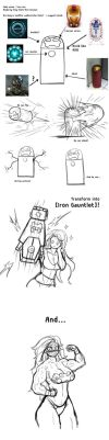 About Ironcan by franschesco
