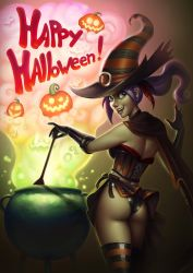 Happy Halloween! by KimiSz