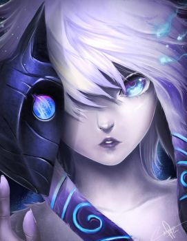 Kindred League of Legends by Sinreii