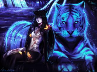 Tiger by Istoma