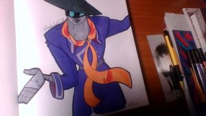 Scaramouche by ShadowCat220