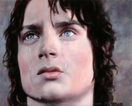 Frodo: Courage by Cynthia-Blair