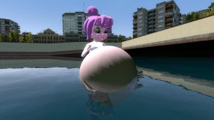 Cala Maria Inflated by SCP-096-2