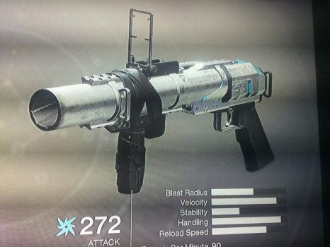 Lucy's Grenade launcher  by halolocke
