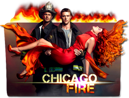 Chicago-fire1 Ico by OdessaAna