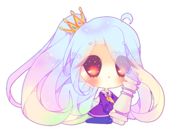 Shiro Pagedoll - Free to use by MyStarryDreams