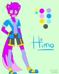 Hino References (read description please) by BlueBearys