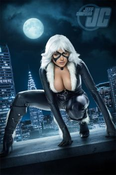 Black Cat by Jeffach