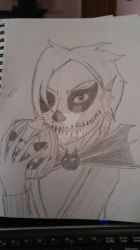 Rasui the Pumpkin King by FaolxRoyale