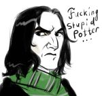 Severus Snape by Lucius007