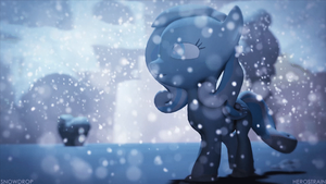 Snowdrop (Animated) by Herostrain