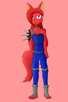 Demira (Red) by Chris-Draws