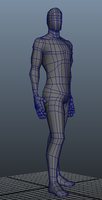 New Base Mesh by DanqueDynasty