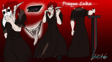 :Praque Luka: Reference Sheet by SafireCreations