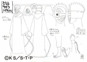 Obito - Nine Tails Invasion Outfit by PabloLPark