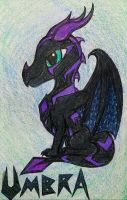 Little Umbra by GwillaTheDragon