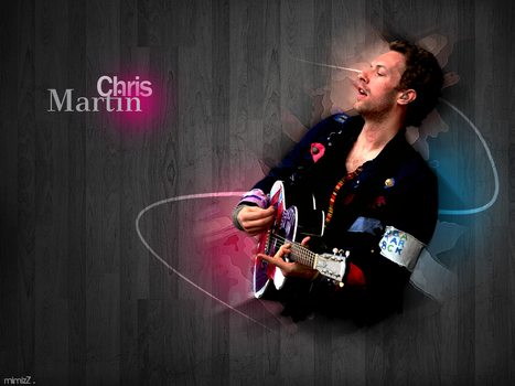 Oh Chris Martin by mimizz