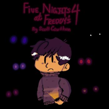 Tablet 165: Five Nights at Freddy's 4 by AlEX-K0LDEn