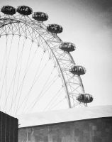 The London Eye by deepgrounduk