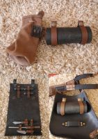 Leather Bag (2) by LeatherCraft