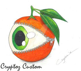 EyE SeE An OrAnGe UnZiPpEd by CrYpToZ