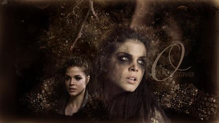 Octavia - The 100 by daydream-x