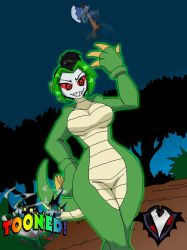 Tooned! - Toon Alligator Revamped by PlayboyVampire