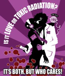 WTNV love or toxic radiation by Eirieniel