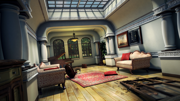 Interior Render 1 by zarpex