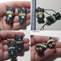 Munchlax Charms