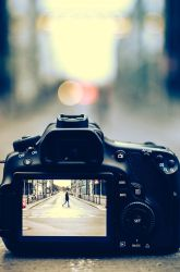 Nikon uses Canon Display by F3rk3S