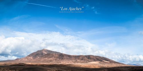 Los Ajaches, Lanzarote, Spain by Tiemen-S