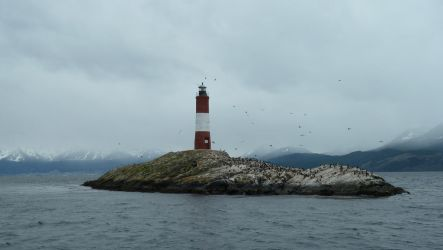 Lighthouse Island 3 by fuguestock
