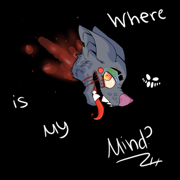 Where is my Mind by Undead-Dj
