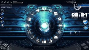My Rainmeter Theme by ChaseLn26