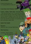 My resume by jakester2008
