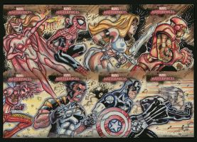Marvel Masterpieces 2008 Ult by PatCarlucci