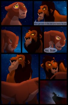 Scar's Reign: Chapter 1: Page 14 by albinoraven666fanart