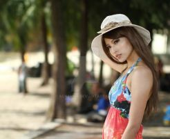 By the beach 2 by Agnes108