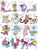 PKMNation:: Early MArch (OPEN) by Nidobro