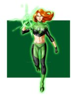 Commission- Kim Possible, GL by DavidFernandezArt