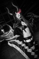Black Gold Saw - BRS by Shiro-Cosplay