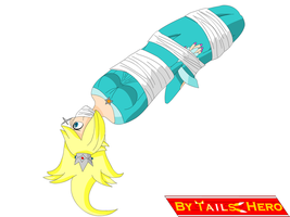 Rosalina Webbed by SuperTailsHero