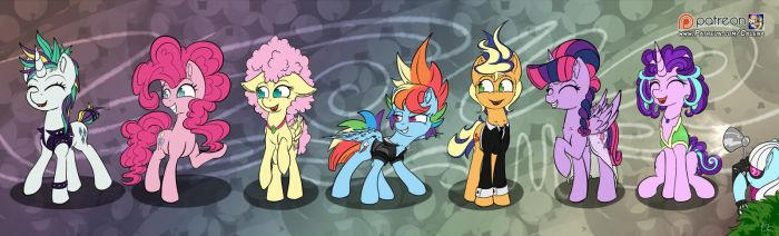 Its the mane thing about you by Calenita