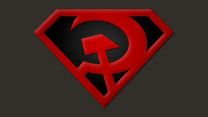 Superman Red Son Symbol by Yurtigo