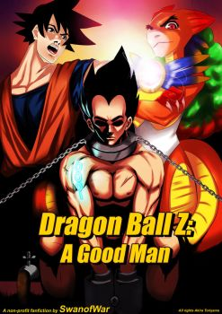 Dragon Ball Z: A Good Man - 70 by SwanofWar