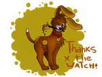 Simbol -Thanks x the Watch- by Zoba22