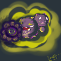 Speed paint weezing