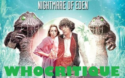 Doctor Who Review - Nightmare of Eden by SavageScribe