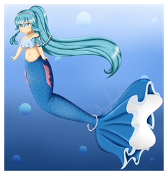 PS: Mermay Mizuko by Angelgurl3